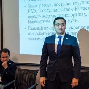 Бахром Исмаилов, учредитель международного экспертного совета Buyuk Kelajak