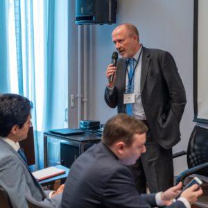 Бодо Тенс, директор Commerzbank AG Узбекистан