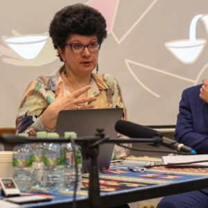 Мария Дубнова, Главный редактор информационного агентства Фергана.ру