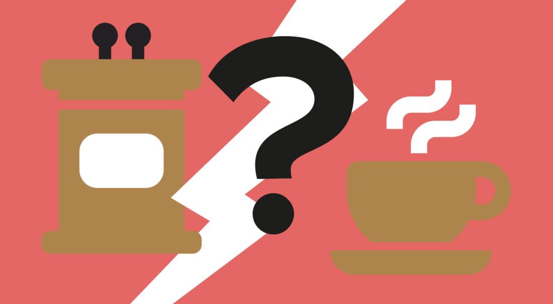 Пресс-конференция, пресс-брифинг или встреча за чашкой кофе?