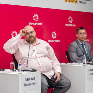 Михаил Толмачёв, руководитель проектного отдела Аггреко Евразия
