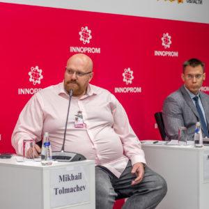 Михаил Толмачёв, Олег Мошинский